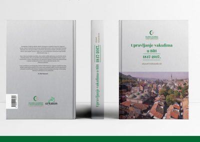 Upravljanje vakufima | Monografija